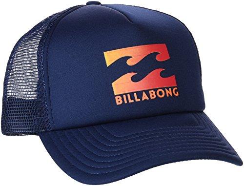 BILLABONG Podium Trucker Gorra, Hombre, Negro/Blaco, Talla Única