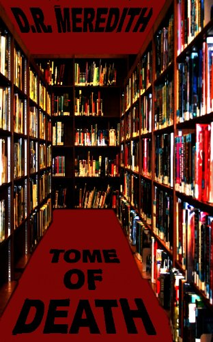 Book: Tome of Death (The Megan Clark Mysteries) by D.R. Meredith
