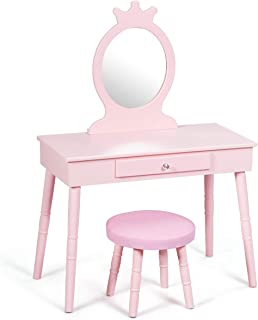little princess dressing table with stool