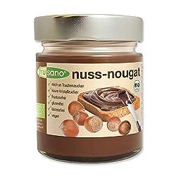 Frusano Bio Nuss-Nougat-Creme - fructosefrei