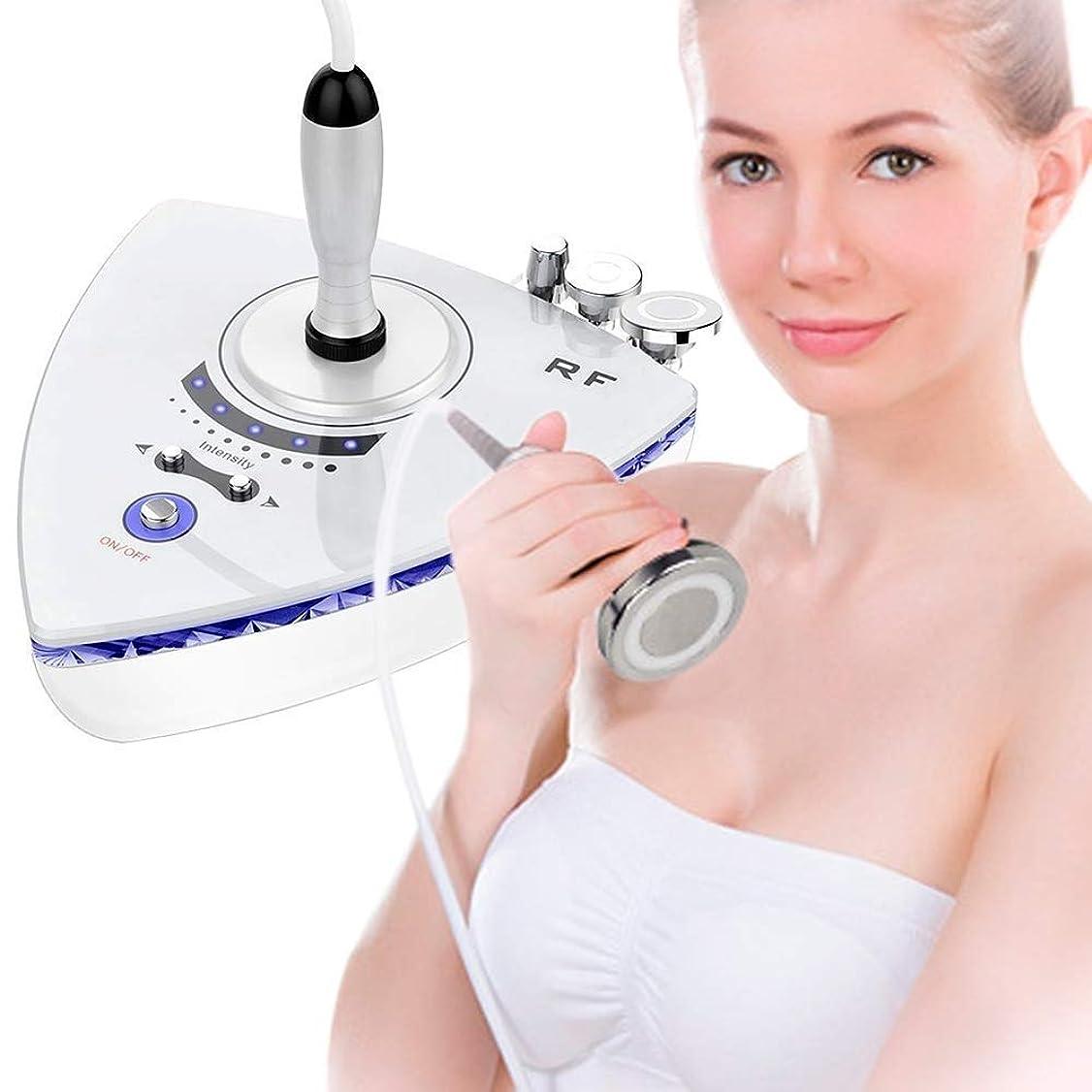 小川掻く産地ボディスリミングシェイパーRF無線周波数機械、美容家庭用EMSマッサージャーアイバッグ除去およびボディスリミング除去スリム減量機脂肪除去バーナー減量