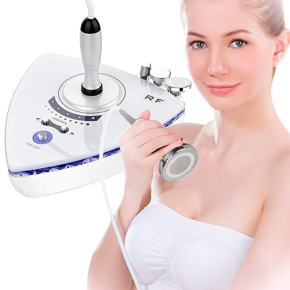 フローポンプ持参ボディスリミングシェイパーRF無線周波数機械、美容家庭用EMSマッサージャーアイバッグ除去およびボディスリミング除去スリム減量機脂肪除去バーナー減量