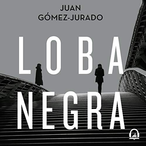 Loba negra [Black Wolf] audiobook cover art