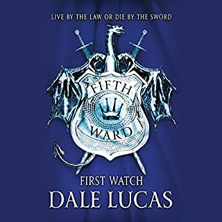 The Fifth Ward: First Watch audiobook cover art