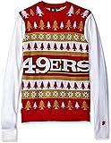 NFL San Francisco 49ers WORDMARK Ugly Sweater, Medium