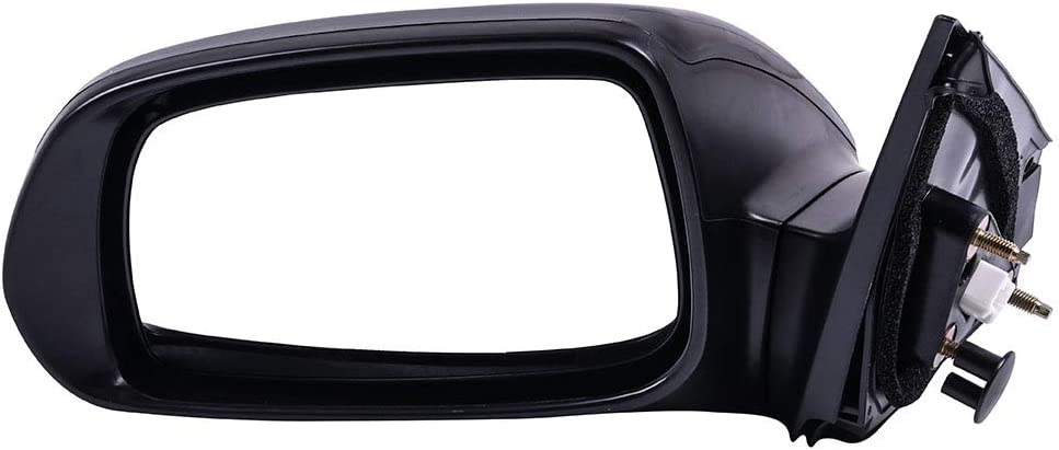 cciyu Door Mirror Left Driver Power おしゃれ Folding 配送員設置送料無料 Side Adjusted Manual
