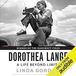 Dorothea Lange cover art