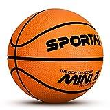 BABYGO Mini Basketball – Schwimmbecken Basketball – Kinder Indoor Basketball – 12,7 cm...