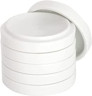 Jack Richeson Porcelain 6 Small Nesting Bowls