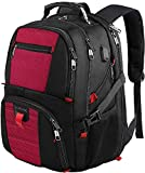 Extra Large Backpack,Computer Backpack for Laptops with USB Charging Port,Heavy...