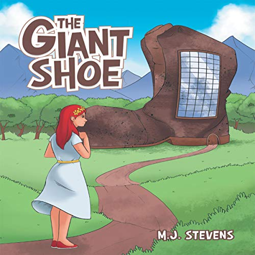 The Giant Shoe audiobook cover art