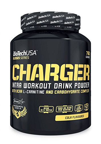 BioTechUSA Ulisses Charger, Cola, 760g