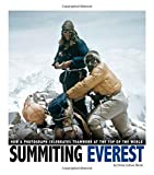 two men in vintage clothes trying to summit everest