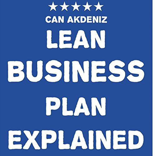 Lean Business Plan Explained cover art
