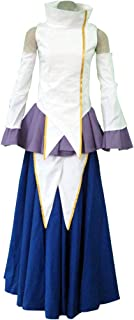 Gundam Seed Mobile Suit Cosplay Costume Lacus Clyne Woman's Suit