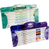 2 X Value Gift Set of 96 Incense Sticks Moods and Aromatherapy by Stamford