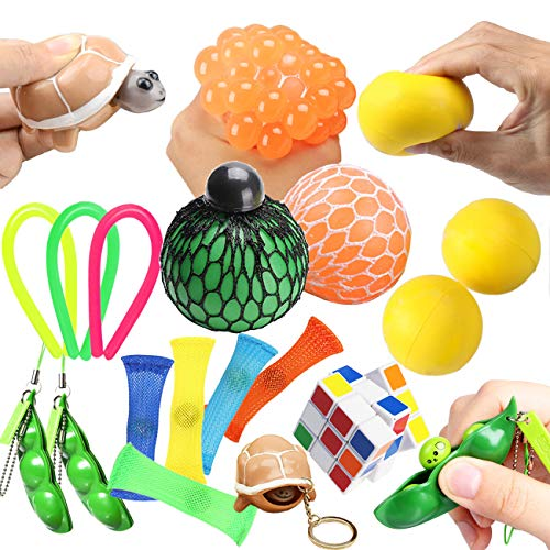uBook Fidget Toys Sensory Toys Autism Stress Relief Toys Fiddle Toys for Kids and Adluts
