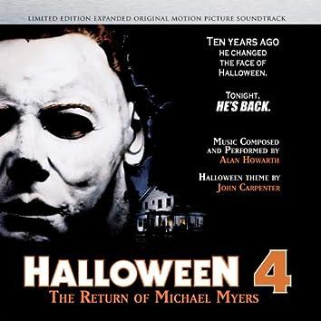 Hallowen 4: The Return of Michael Myers (Original Motion Picture Soundtrack)