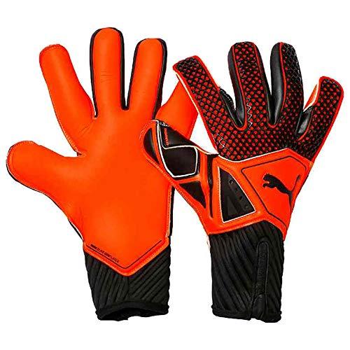 PUMA Future Grip 2.1 Torwarthandschuhe, Shocking Orange/Black/White, 9