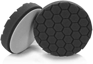 Chemical Guys Hex Finishing Pad Black 5.5 Inch