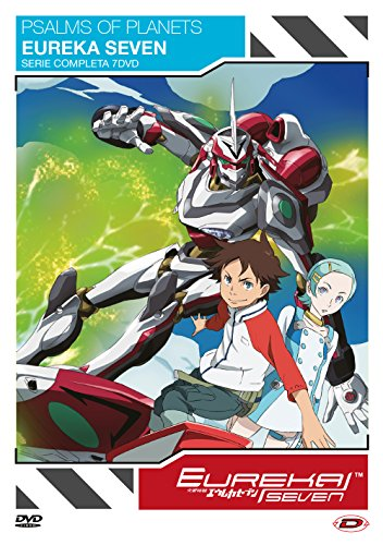 Eureka Seven The Complete Series (Box 7 Dvd Eps 01-50)