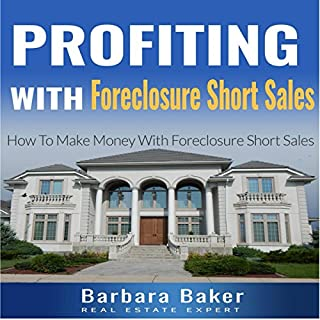 Profiting with Foreclosure Short Sales audiobook cover art