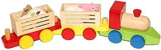 train wood toy