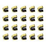 Puntos De Nock Hebillas De Cuerdas Arco Flecha Descanso Flecha Sujetador Sujetador Accesorios De Tiro Con Arco De Flecha Universal Flecha Compuesto Compuesto Arco Flecha Resto Cepillos Archites