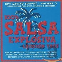 100 Percent Salsa Explosiva Vo