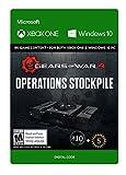 Gears of War 4: Operations Stockpile - Xbox One / Windows 10 Digital Code