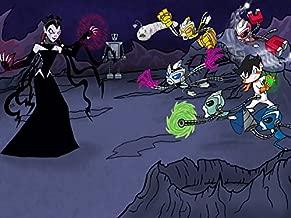 Super Robot Monkey Team Hyperforce Go! SRMTHFG Cartoon 24x18 Print Poster