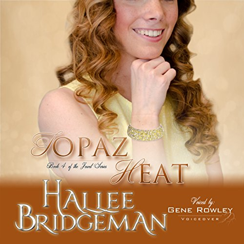 Topaz Heat audiobook cover art