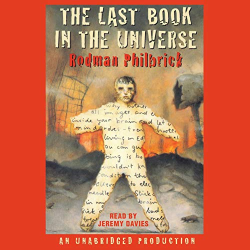 The Last Book in the Universe audiobook cover art