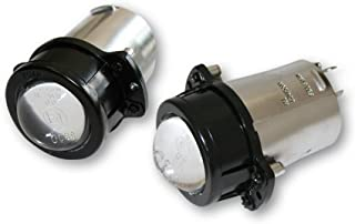 Shin Yo 38 mm Ellipsoideinsätze, Fern u Abblendlicht, Paar