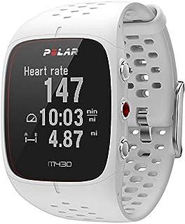 Polar M430 blanco Reloj running con GPS, Unisex adulto, Blanco, S