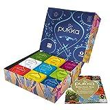 Pukka Selection Geschenk Box mit ausgewählten Bio-Kräutertees