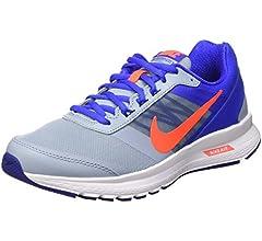 Nike Air Relentless 5, Zapatillas de Running para Hombre, Gris/Naranja/Azul (Bl Gry/Ttl Crmsn-Rcr Bl-DP Ryl), 40 EU: Amazon.es: Zapatos y complementos