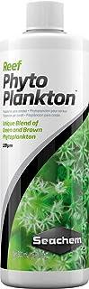 Seachem Reef Phytoplankton 500 ml, marine aquarium invertebrate diet