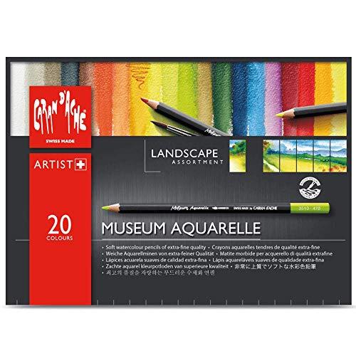 Caran D'ache Museum Aquarelle Pencil Sets