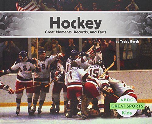 Hockey:: Great Moments, Records, and Facts (Great Sports)