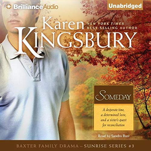 Someday audiobook cover art