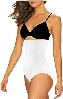 7e56a6c6c21 ShaperQueen 102C - Womens Best Waist Cincher Body Shaper Trainer Girdle  Faja Tummy Control Underwear Shapewear