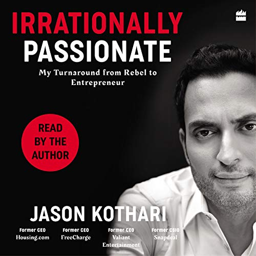 Irrationally Passionate cover art