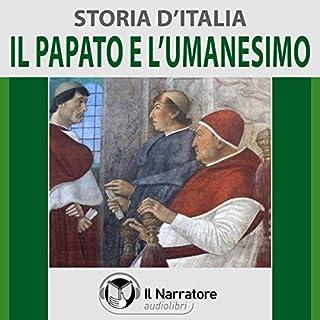 Il Papato e l'Umanesimo copertina
