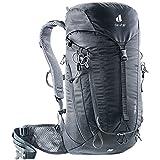 Deuter Trail 22, Zaino da Escursionismo Unisex-Adult, Black-Graphite, 22 L