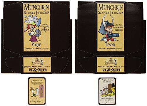 Raven Cuervo - Cajas de Munchkin Accesorios Muy Cool