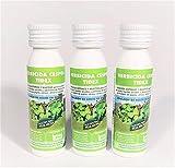 Herbicida selectivo césped 3 mochilas 75ml. Fluroxipir 20%. Control y la eliminación de malas hierbas de hoja ancha en el césped.