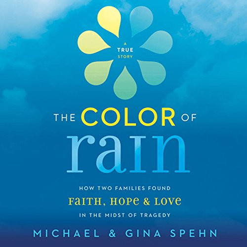 The Color of Rain audiobook cover art