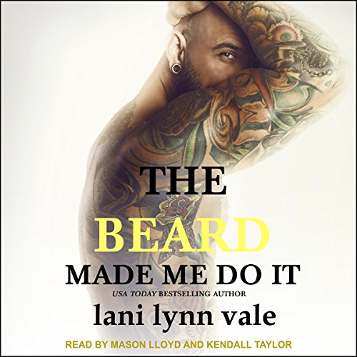 The Beard Made Me Do It audiobook cover art