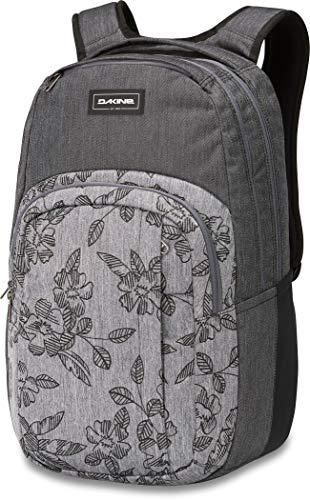 Dakine Campus L Rucksack, Daypack Tagesrucksack für Schule, Arbeit und Uni, Sportrucksack und Schultasche mit Laptopfach und Rückenpolster, 33L